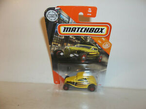 2020 MATCHBOX 1:64 MBX CITY 95/100 YELLOW 1933 FORD COUPE MOON MOONEYES