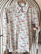 KISS - Image Boys Shirt w/tag. Never Worn. 1978 Aucoin