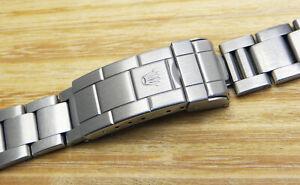 Genuine Rolex Submariner 14060 16610 168000 Bracelet 93150 Clasp 593 end links