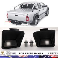 Equip 03-07 Isuzu D-Max Dmax Rodeo Chevrolet Colorado Tail Bumper License Lamp