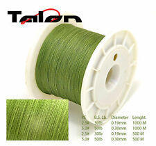 500M TALON DYNEEMA BRAIDED 30LB FISHING LINE FROM UK