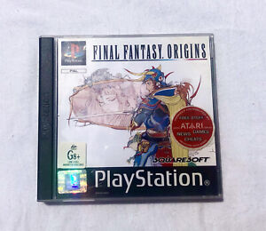 Final Fantasy Origins (Final Fantasy 1 & 2) - PS1