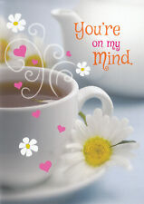 You're on my Mind ~ Greeting Card ~ Current