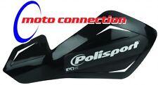 POLISPORT FREEFLOW LITE HANDGUARDS BLACK KAWASAKI KXF250 KXF450 MOTOCROSS 04-18