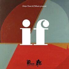 Ninja Tune & If Music Present: If by Various Artists, 2 X LP, Vinyl