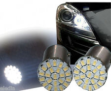 Peugeot RCZ 2 Bulbs 22 White LED P21/5W BAY15D Lights day Diurnal rolling