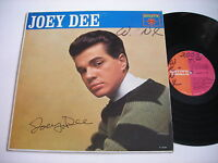 PROMO Joey Dee Self Titled 1963 Mono LP VG+
