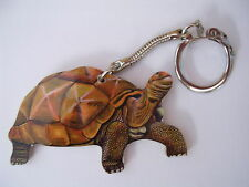 TORTOISE KEYRING. NEW. KEY RING