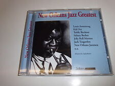 CD New Orleans Jazz Greatest