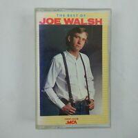 Joe Walsh Cassette The Best of Joe Walsh