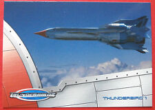 THUNDERBIRDS (The 2004 Movie) - Card#18 - Thunderbird 1 - Cards Inc 2004