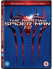 The Spider-man 1 and 2 DVD 2012 Ean5035822450219
