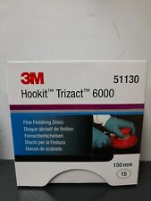 1 x disco Hookit autoadesivo 3m Trizact diam 150 P6000 - 51130