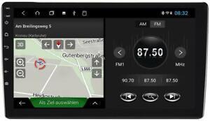 ESX VNC1015-DBJ Car Radio Navigation Head Unit For Fiat Ducato IV Type 290