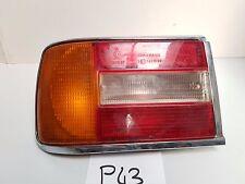 BMW E10 02er Heckleuchte Rücklicht links eckig ab 1973 1502 1802 2002 Ti Tii P43