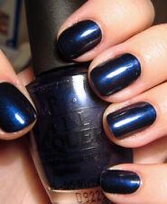 Opi Nail Polish Lacquer ~Russian Navy Nl R54~ Indigo Blue Shimmer 0.5 oz/15 ml!