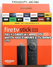 📺FULLY LOADED📺🔥Fire Stick Alexa Voice 2020 Best Build Unlocked NEW