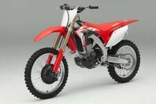 New Ray 57873 Die-Cast Replica Toy Red 1:12 Scale Model Honda CRF 450R Dirt Bike