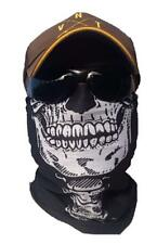 Foulard tour de cou squelette Skull moto vélo painball bandana masque cagoule
