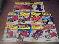 Street Rodder Magazine Lot 1998 Classic Muscle Cars Street Rods