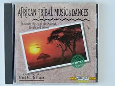AFRICAN Tribal Music & Dances 1993: Music of the Malinke, Baoule, Sonar Senghor+