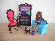 Monster High coffin bean + clawdeen