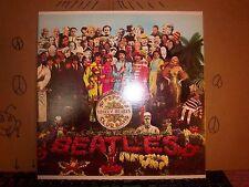 Beatles Sgt Peppers Lonely Heart LP EXC.CON! Rec.LP AlbumVinyl (G) Capitol Label
