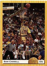 SAM CASSELL - 1993 CLASSIC DRAFT #FLORIDA STATE - ROCKETS