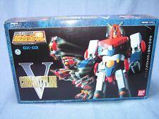 Soul of Chogokin GX-03 Combattler V Bandai From Japan Used