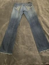 Citizens Of Humanity Jeans Size 29 Wimbledon #144 Stretch Ingrid Flare