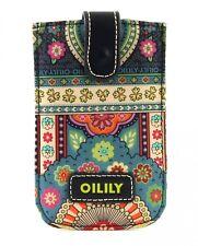Oilily Cas De Téléphone Portable Winter Ovation Smartphone Pull Case Indigo