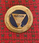 Vintage+Hudson+Motor+Car+Co.+Detroit+Michigan+Badge+Metal+Emblem
