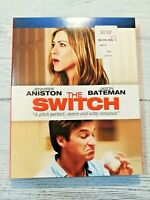 The Switch (Blu-ray Disc, 2011) LIKE NEW