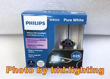 Genuine Philips 6000K Ultinon Flash White D2S XenStart HID XENON Bulb lamp 35W