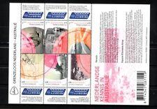Nederland NVPH 3441-46c Vel Grenzeloos Nederland - Australie 2016 Postfris