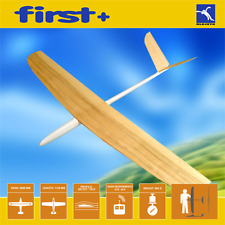Rc glider First+, Blejzyk 2.0M