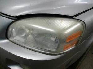 Driver Left Headlight SV6 Fits 05-09 MONTANA 324833