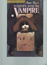 Anne Rice's Interview with a Vampire #4 (Innovation 1991) NM- 9.2 Vampire Lestat