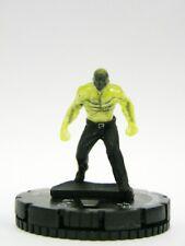 HeroClix Batman - #047 Doctor Phosphorus - Super Rare