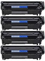 4 Pack 104 Toner Cartridges FX9 For Canon ImageClass MF4150 MF4350D D420 D480