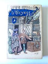 LOUIS VUITTON TRUNK...RARE BOOK...LE VOYAGE 1894 EDITION...INTACT...EXCELLENT!!!