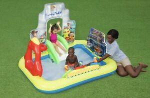 FAST SHIPPING! Toy Story 4 Play Center Splash Kiddie Pool - NEW!