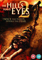 The Hills Have Eyes 2 DVD (2007) Michael McMillian, Weisz Horror Gift Idea NEW