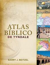 Atlas Biblico de Tyndale (Hardback or Cased Book)