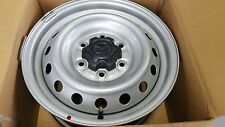 New Take Off's Mazda BT-50 16x7 Steel Rims With Genuine Mazda Centre Caps