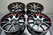 18 Wheels Rims Camry Sienna K900 Beetle Avalon Solara Brz Frs Flex 5x100 5x1143 Fits 2011 Toyota Camry