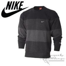 Nike Grey Crew Neck Hoodies & Sweatshirts for Men