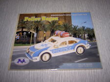 "IDEAL REVENDEUR LOT DE 20  PUZZLES EN  3D ""voiture de police"""