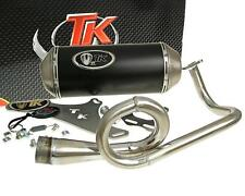 Escape Sport Turbo Kit GMax 4T para Kymco Agility 50 Filly Vitality 4T