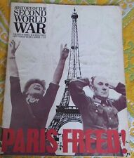 PURNELL'S HISTORY OF SECOND WORLD WAR, Vol.5, No.11, PARIS FREED!